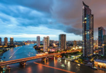 The River Bangkok, Raimon Land