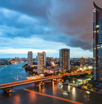 The River Bangkok, Raimon Land